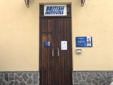 british insitutes avigliana