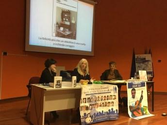 Da sinistra Cristina Frascà, Barbara Debernardi, Caterina Catalano 3
