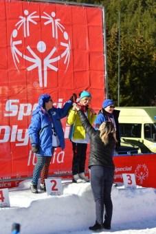 Premiazione gare di sci nordico di fondo (Foto Gian Spagnolo)