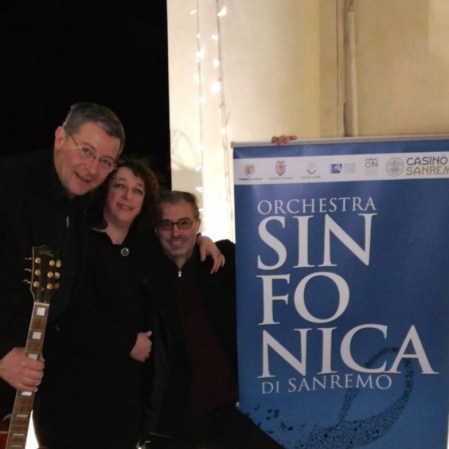 Trio Sinfonica di Sanremo Orchestra