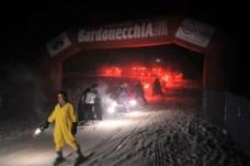 Gimkana Fiaccolata maestri di sci (Foto Gian Spagnolo)