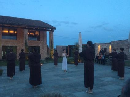 Buttigliera Alta Gruppo danza 400 anni comune