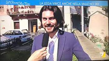 Il direttore responsabile Fabio Tanzilli