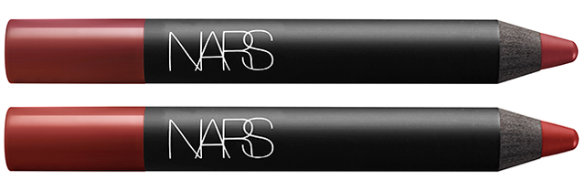 Velvet Matte Lip Pencils in Consuming and Infatutated (limited edition), $26 each