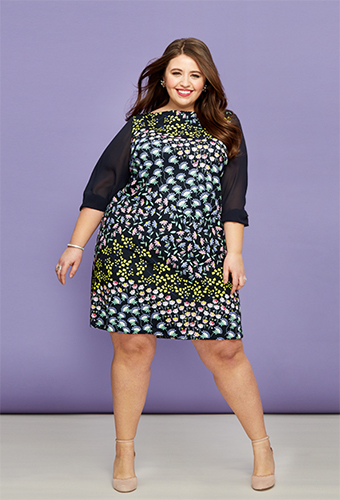 f7cde937aa187 Nanette Lepore Links Up With Dia Co. for a Plethora of Playful Plus-Size  Picks