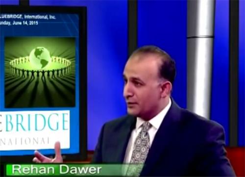 Rehan Dawer Interview on EmeraldGreen TV