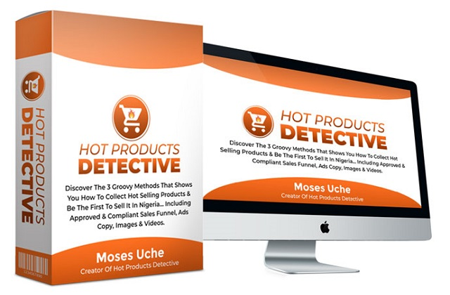 Hot Products Detective Program