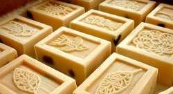 handmade goat milk soap