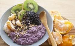 maqui buckwheat porridge