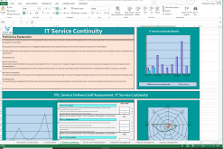 ITSM Self Assement Tool for Service Delivery