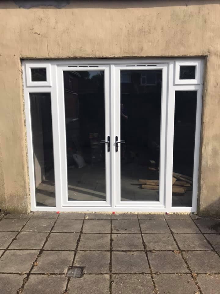 patio doors belfast bifold ni