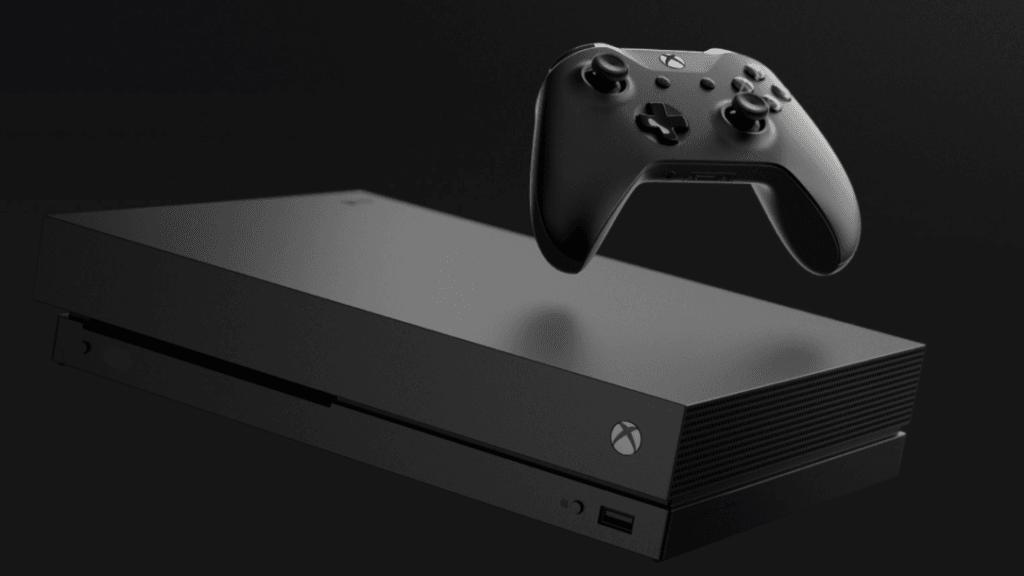 Xbox One X Revenue Growth