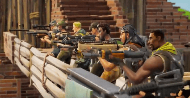 Fortnite For Android Release Date And APK Download