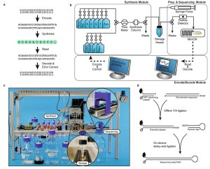 Microsoft Works On Fully Automated DNA Data Storage