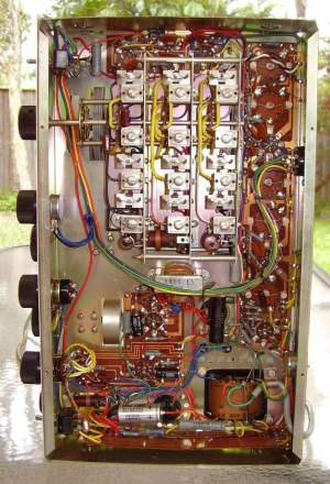 EIL HCR62  Valve Radio