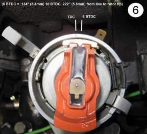 Volkswagen 95 PONER A TIEMPO MOTOR 20 16V DE VW  16valvulas