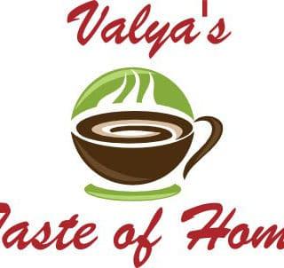 Introducing Valya's Taste of Home Food Blog