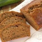 Valya's Best Zucchine Bread