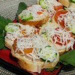 Easy Mini Sandwiches - Бутерброды