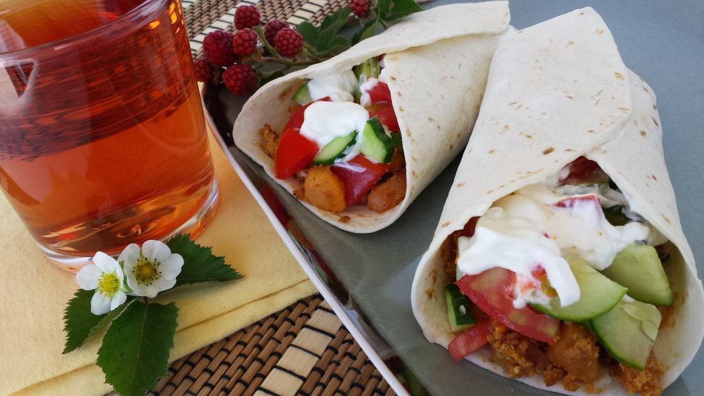 soft breakfast taco