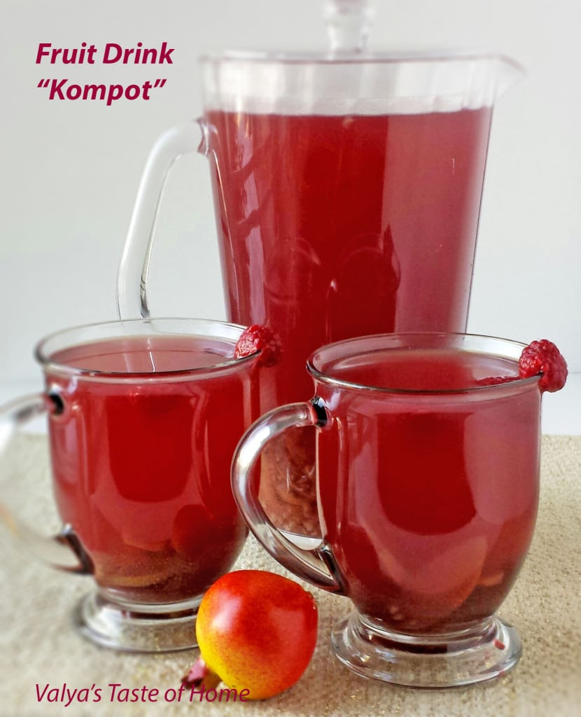 "Fruit Drink ""Kompot"""
