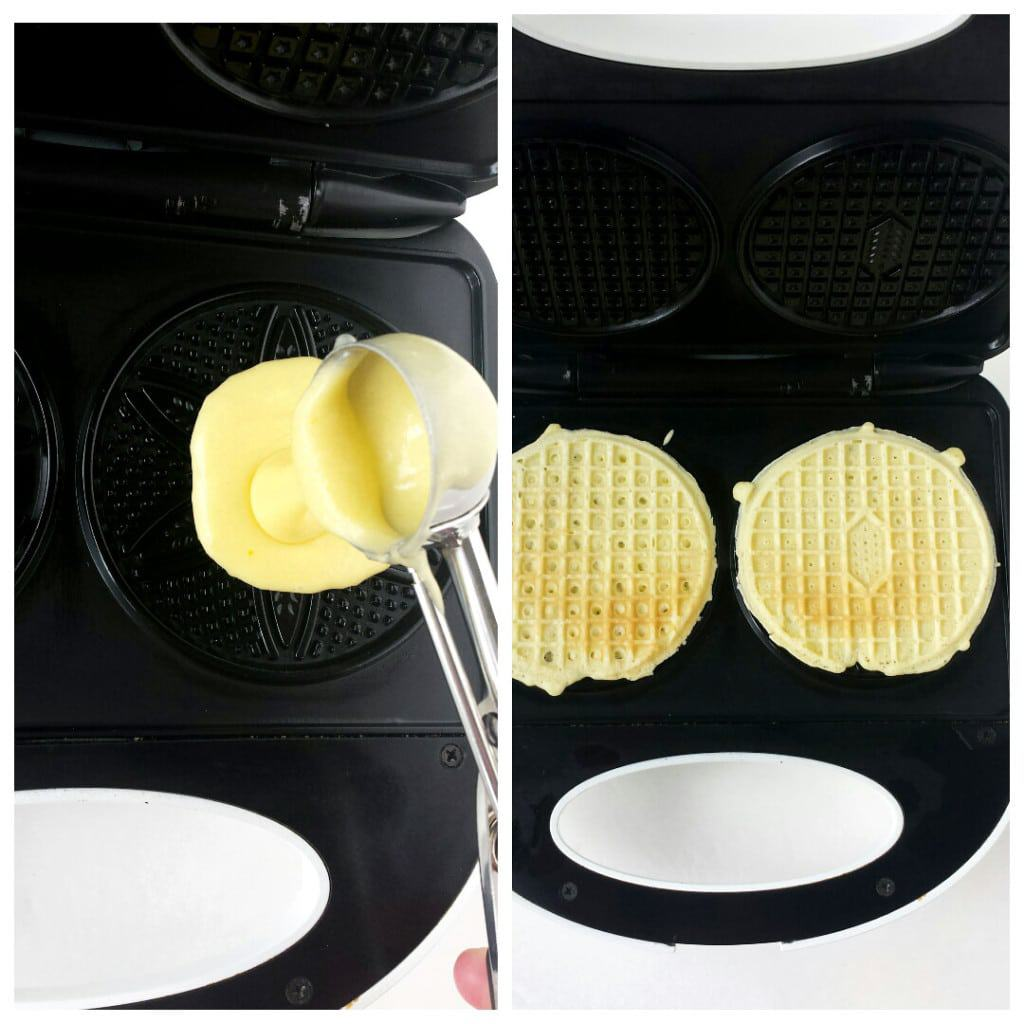 Cream Filled Pezzelles