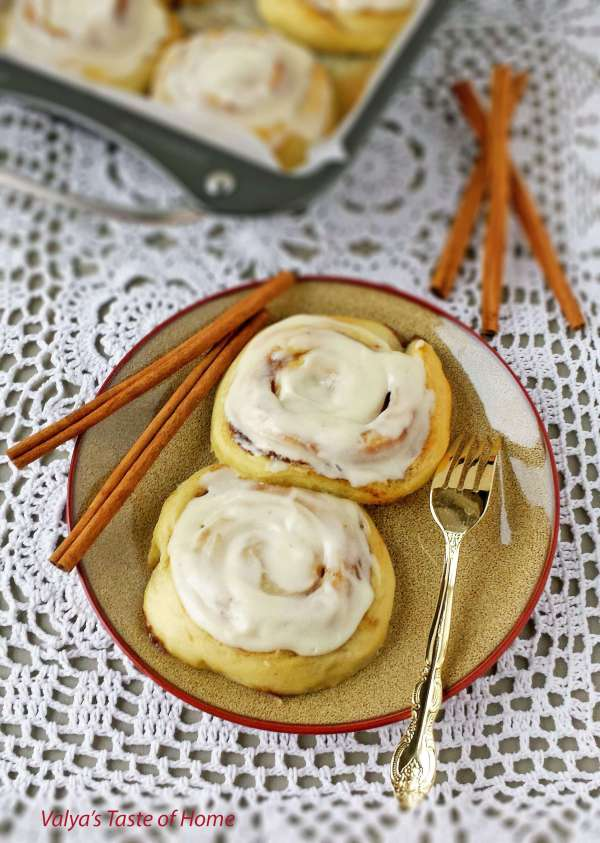 Super Soft Cinnamon Rolls Recipe