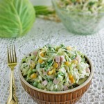 Tossed Cucumber Salad Recipe