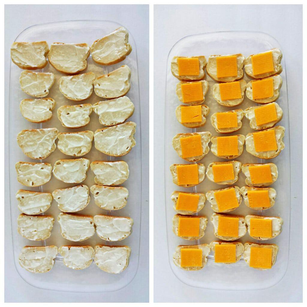 Tea Canapés Appetizers