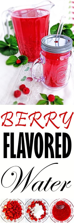 Berry Flavored Water