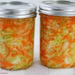 Homemade Ukrainian Sauerkraut Recipe