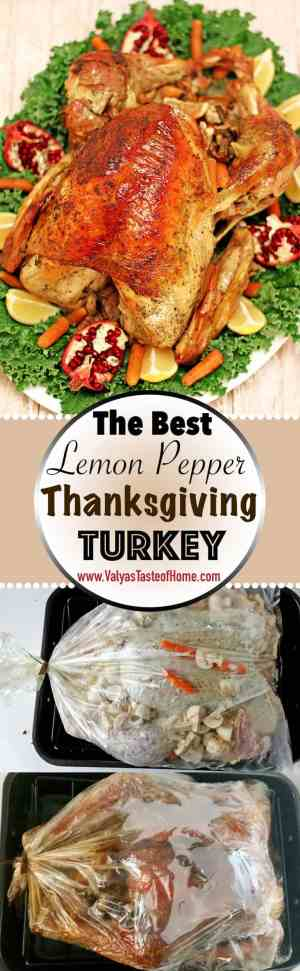 If you're looking for a delicious, tender, soft, flavorful, and juicy turkey for your Thanksgiving gathering look no further! This is the best tasting recipe you'll ever make!!!