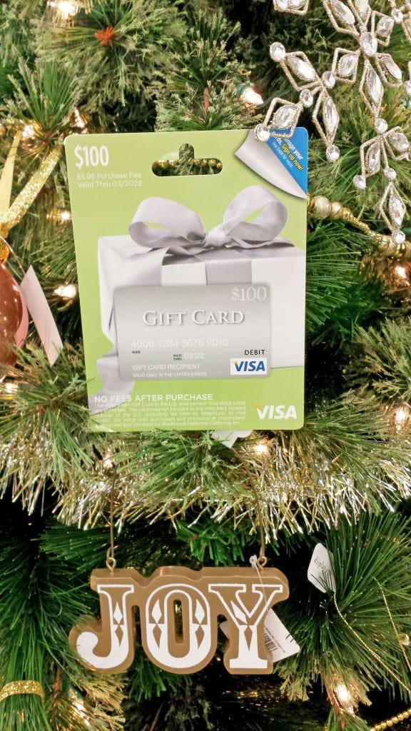 Appreciation Giveaway - $100 VISA CARD