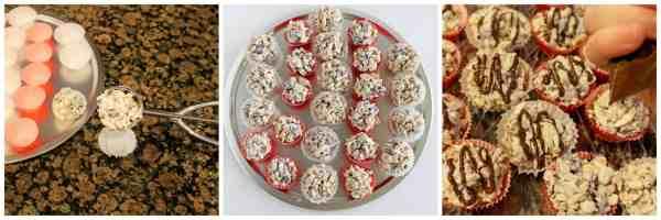 Chocolate Cranberry Granola Clusters