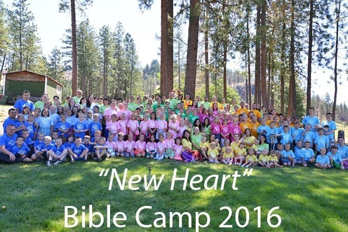 Kids Bible Camp