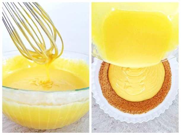 Super Easy Lemon Pie Recipe