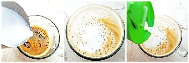 Hot Vanilla Caramel Latte Recipe