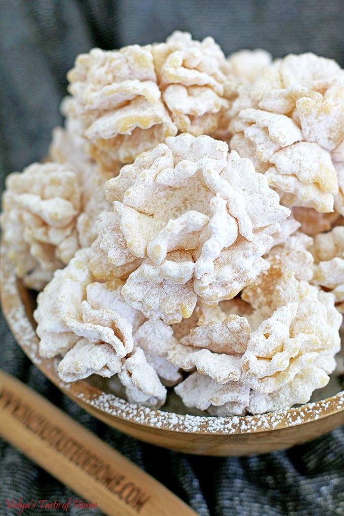 Pom-Pom Cookies Recipe