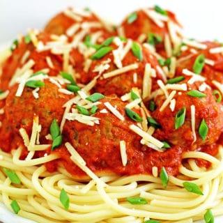 30-Minute Spaghetti and Meatballs Recipe