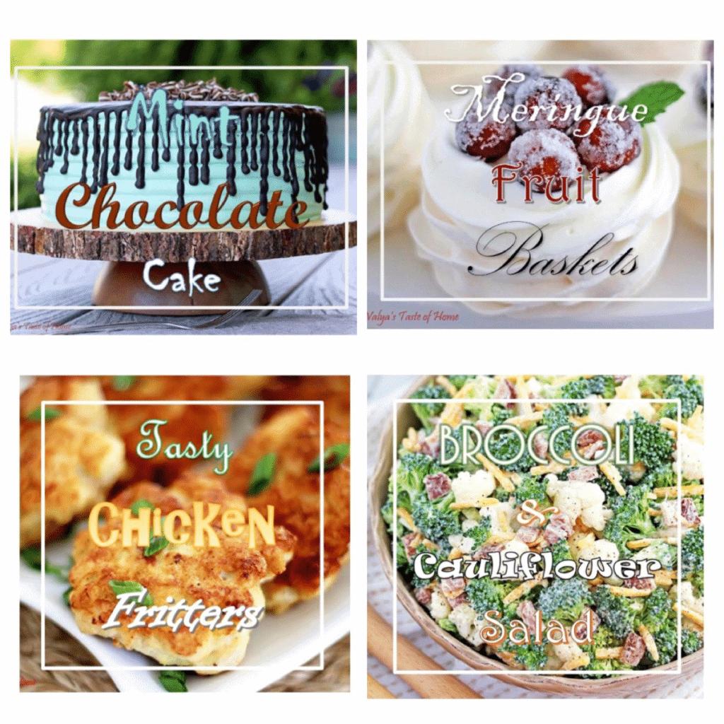 12 Scrumptious Main Dish Recipe eBook