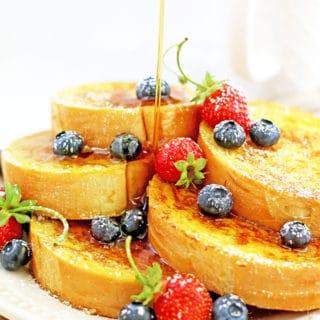 Mom's French Toast Recipe