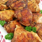 chicken thighs, delicious, grilled chicken, Grilled Marinated Chicken Thighs, grilling season, marinated chicken thighs, so juicy, summer grilling, tender grilled chicken thighs