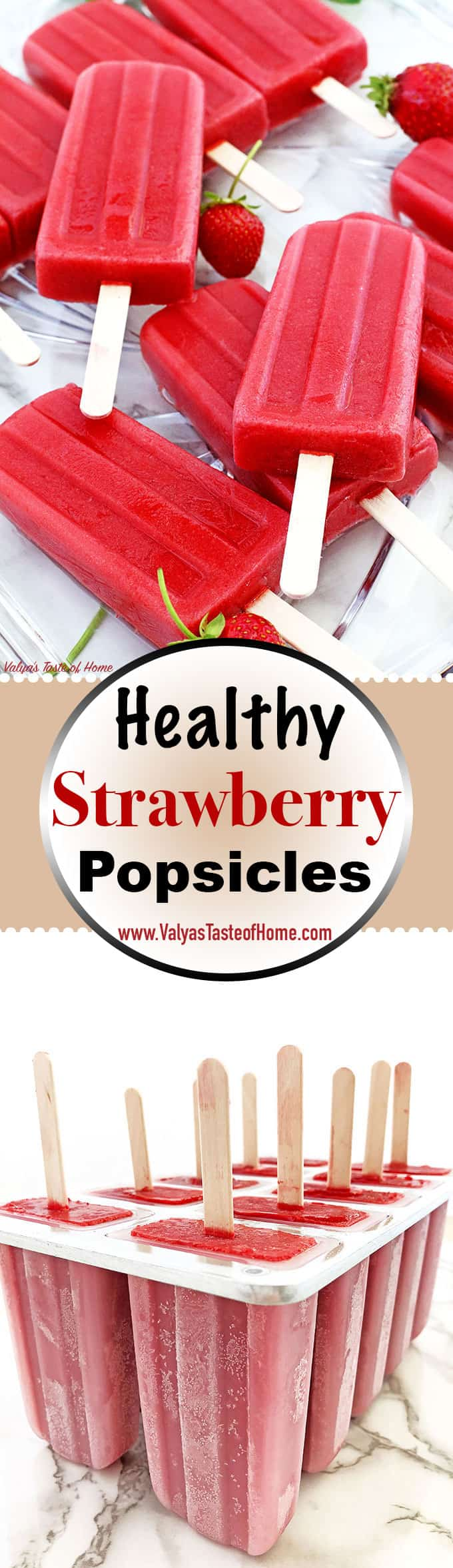 clean eating, dairy free, easy recipe, fresh strawberries, garden strawberries, gluten free, healthy, Healthy Strawberry Popsicles Recipe, homegrown strawberries, homemade popsicles, kid friendly, maple from Canada, organic maple syrup, popsicles, vanilla cashew milk, vegan
