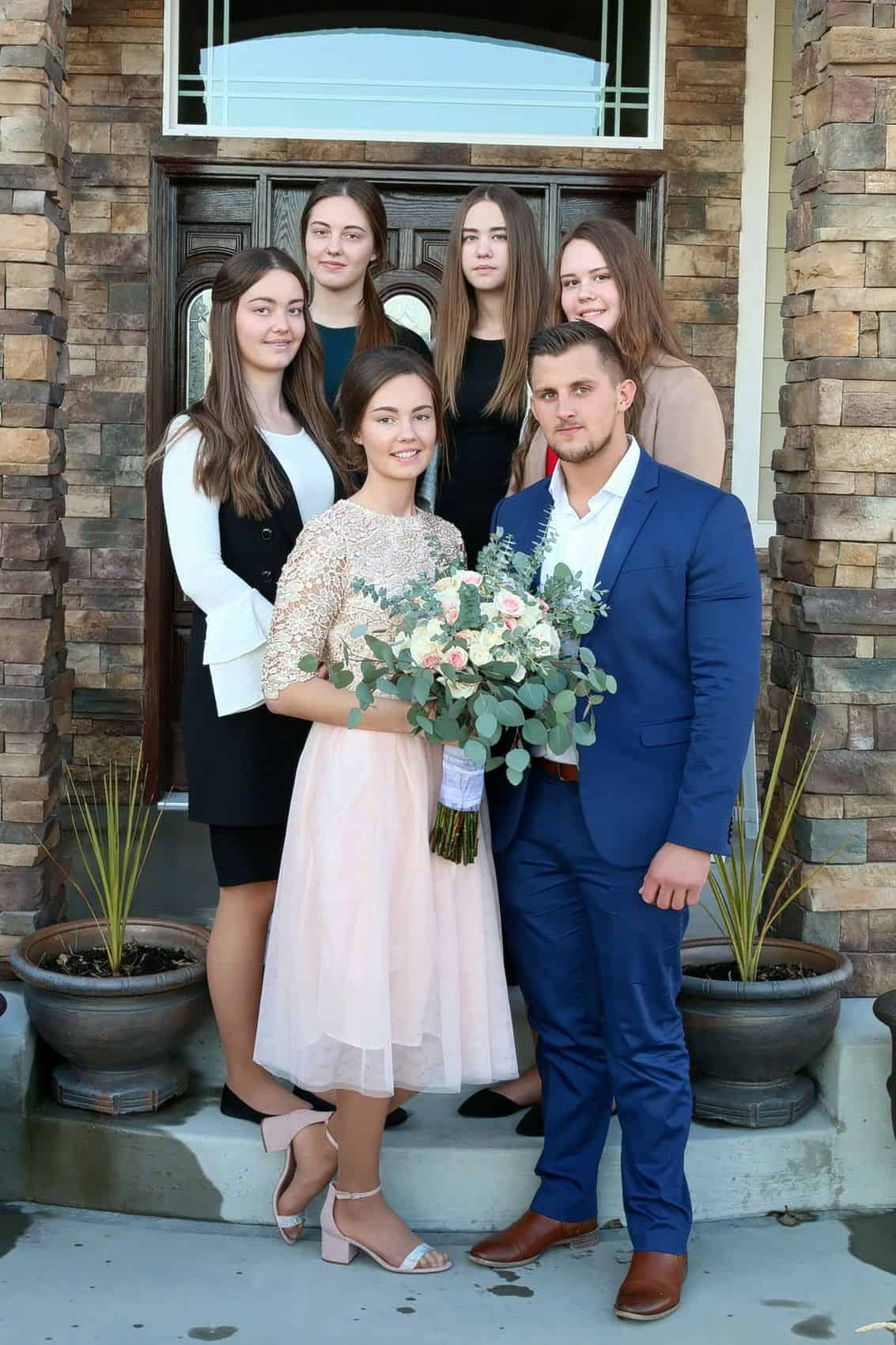 Engagement of Elih and Elona + Tips on Hosting a Party
