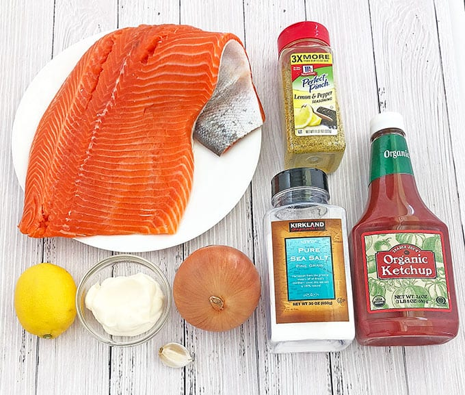 This Lemon Pepper Baked Salmon delicacy is the softest and juiciest baked salmon I've ever had. It bursts with flavor and is absolutely scrumptious. You will have seconds for sure! We usually serve this salmon with mashed potatoes and gravy, as kids like it.