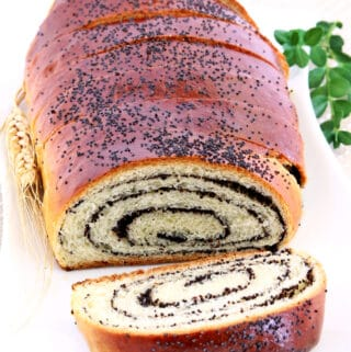 Finally, I'm sharing an age-old Easy Poppy Seed Roll Recipe that never gets old. This is a very special traditional recipe that has been handed down in my family for more years than I can even trace back. Pillow-soft, moist, and so flavorsome. Words even fail to describe how scrumptious it is.
