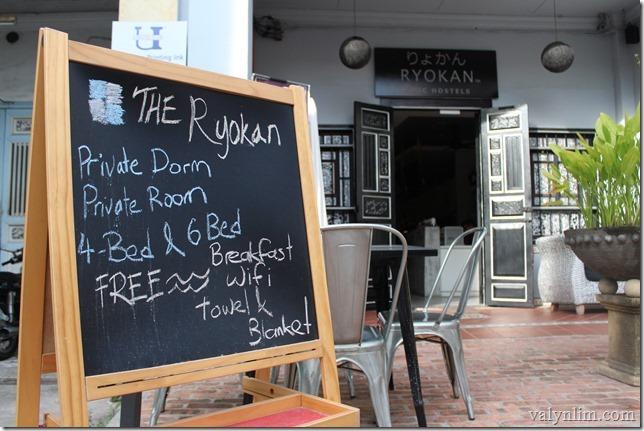 Ryokan @ Muntri Street  (1)