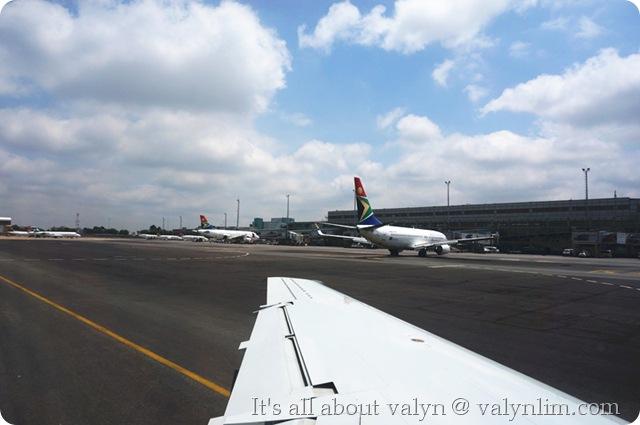 约翰内斯堡奥利弗·坦博国际机场 (9)