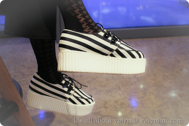 Te Chi Chi厚底庞克松糕鞋(Punk) (3)