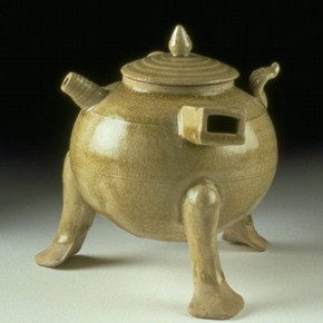 Wine warmer, 500-580. Museum no. C.432-1922